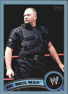 2011 WWE (Topps) Big Boss Man 99