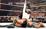 Raw 8-2-10 Melina returns 001
