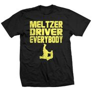 Young Bucks Meltzer Driver Everybody Shirt