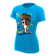 The New Day Feel The Power Women's Authentic T-Shirt