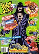 WWE Kids Magazine Holiday 2008