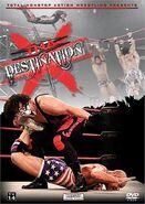 Destination X 2009 DVD