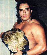Silver King CMLL World Heavyweight