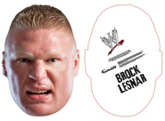 Brock Lesnar Big Head