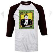 Jim Ross 90's Trading Card T-Shirt