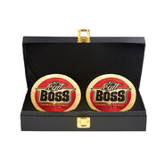 Sasha Banks Women's Championship Replica Title Side Plate Box Set