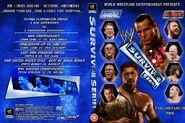 Survivor Series 2005 DVD