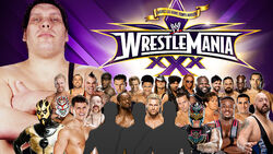 WM30 Andre Cup Match