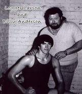 Logger Larson Bill Anderson