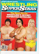 Wrestling SuperStars - Fall 1982