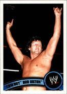 2011 WWE (Topps) Cowboy Bob Orton 95