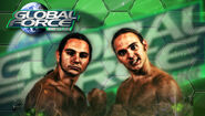 The Young Bucks GFW Profile