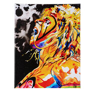 Ultimate Warrior 11 x 14 Gallery Wrapped Canvas Wall Art