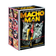 Macho Man The Randy Savage Story Collector's Edition Box Set