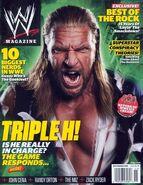 WWE Magazine November 2011