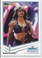 2013 WWE (Topps) Kaitlyn 66