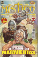 Mistico El Principe de Plata y Oro 9