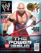 WWE Magazine September 2013