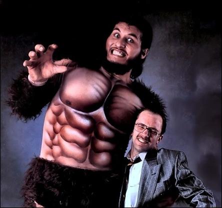 Größter Wrestler