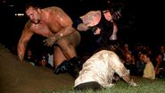 SmackDown 9-9-99 Buried Alive Tag Team