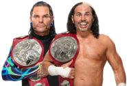 The hardy boyz raw tag team champions 2017 by nibble t-db4p21g