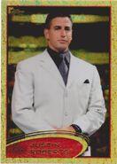 2012 WWE (Topps) Justin Roberts 77