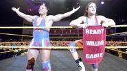 NXT UK Tour 2015 - Cardiff 13