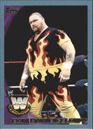 2010 WWE (Topps) Bam Bam Bigelow 109