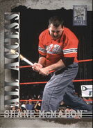 2002 WWF All Access (Fleer) Shane McMahon 2