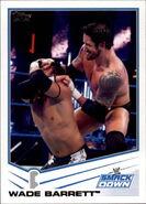 2013 WWE (Topps) Wade Barrett 82