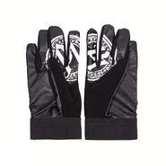 AJ Styles Replica Black Gloves