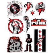 CM Punk Decals
