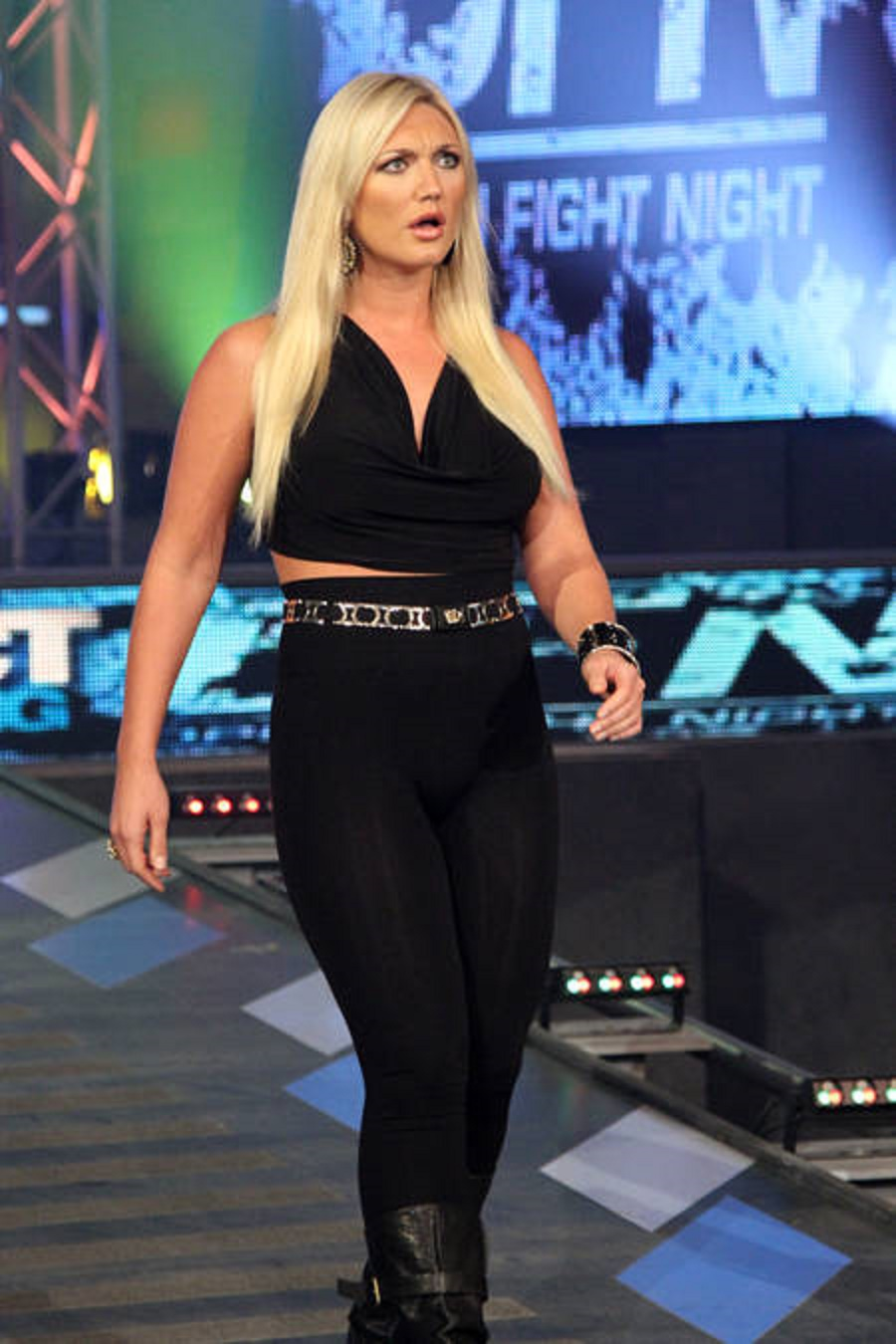 User blog:CEDJunior/What Could Have Been: Brooke Hogan ... Brooke Tessmacher Aces And Eights