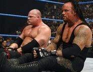 Undertaker and kane ring