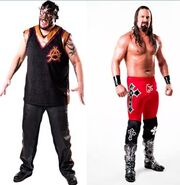 Abyss & James Storm