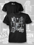 Mr. Anderson Comic Story T-Shirt
