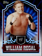 2011 Topps WWE Classic Wrestling William Regal 75