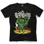 Mick Foley Bang Bang Throwback T-Shirt