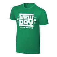 New Day Shamrocks St. Patrick's Day T-Shirt