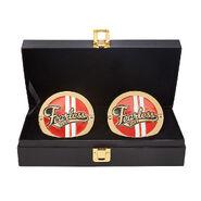 Nikki Bella Championship Replica Side Plate Box Set