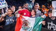 WWE World Tour 2015 - Madrid 12