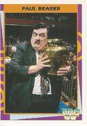 1995 WWF Wrestling Trading Cards (Merlin) Paul Bearer 119