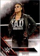 2016 WWE (Topps) Tamina 44