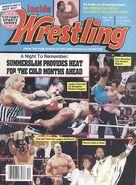 Inside Wrestling - December 1991