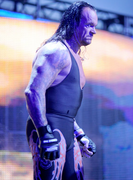 Undertaker walk way