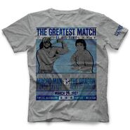 Ricky Steamboat Savage-Steamboat The Match T-Shirt