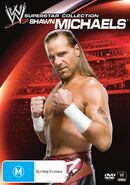 Superstar Collection - Shawn Michaels DVD cover