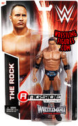The Rock (WWE Elite WrestleMania 31)