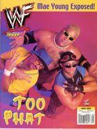 April 2000 - Vol. 19, No. 4