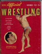 NWA Official Magazine - November 1952